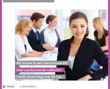 [Workshop] Etiquettecursus voor topvrouwen