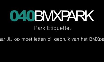 BMX- en skatepark etiquette voor beginners