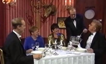 [Video] Etiquette in het restaurant. Doe jij het beter?