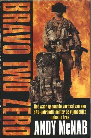 Andy Mcnab – Bravo Two Zero (recensie)